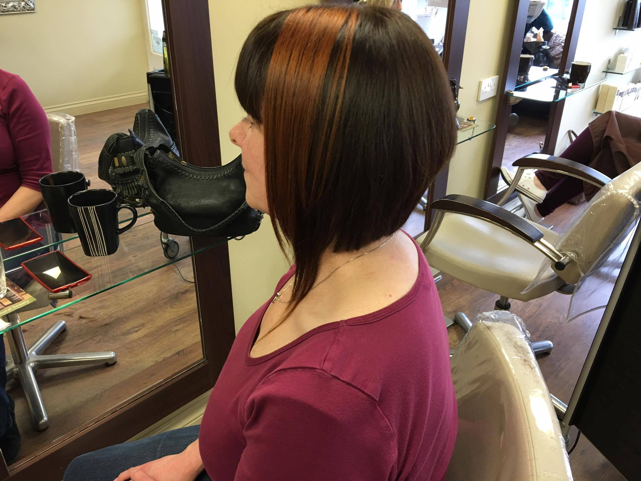 Colour and restyle