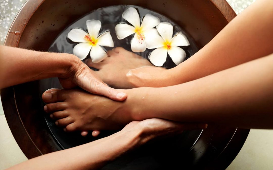 Enjoy a Perfect Pedicure with our July & August offer!