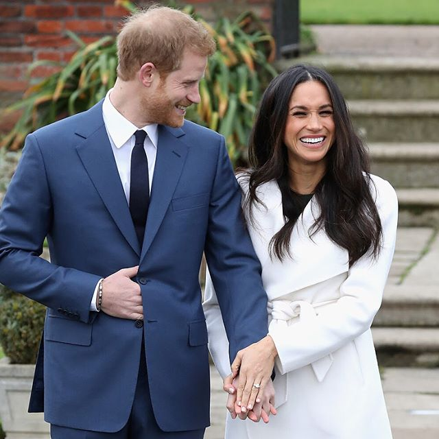Meghan Markle achieves her look with Kevin.Murphy