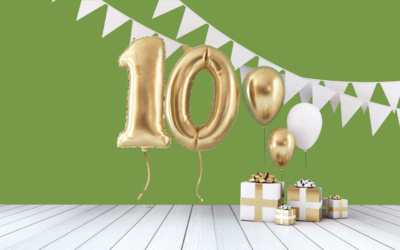 Double Digits – A Decade of organic hairdressing in Malvern!